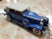 Sale 8817C - Lot 515 - Franklin Mint 1932 Cadillac V-16 Scale Replica in Original Box