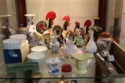 Sale 8327 - Lot 98 - Carlton Ware Milk Jug & Other Ceramics incl Hummel Figures