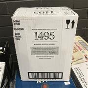 Sale 8801W - Lot 94 - 6x 1495 Scotch Whisky, 700ml