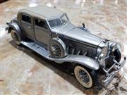 Sale 8817C - Lot 516 - Franklin Mint 1933 Duesenberg SJ Scale Replica in Original Box