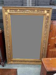 Sale 8917 - Lot 1096 - Large & Decorative Gilt Framed Mirror (232 x 172cm)