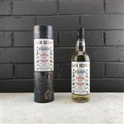 Sale 9042W - Lot 883 - 2007 Clan Denny Craigellachie Distillery 10YO Single Cask Speyside Single Malt Scotch Whisky - 48% ABV, 700ml in canister, only 12...