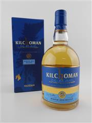 Sale 8498 - Lot 1733 - 1x Kilchoman Distillery Winter 2010 Release Islay Single Malt Scotch Whisky - 46% ABV, 700ml in box