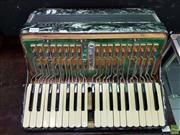 Sale 8589 - Lot 1010 - Vintage Piano Accordiun (Parts Missing)