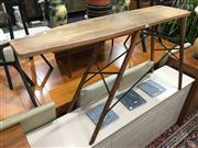 Sale 8851 - Lot 1048 - Vintage Ironing Board