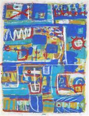 Sale 8901A - Lot 5049 - Peter Ferguson (1956- ) - Boating at Sorrento, 2014 71 x 54 cm