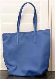 Sale 8902H - Lot 140 - A blue Lacoste tote bag