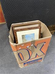 Sale 8914 - Lot 2092 - Collection of Prints & Photos, Watercolours, etc