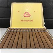 Sale 8987 - Lot 616 - Montecristo No.1 Cuban Cigars - box of 25, stamped July 2017