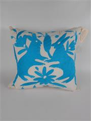 Sale 8514H - Lot 10 - Mexican Embroidered Cushion