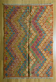 Sale 8693C - Lot 17 - Persian Kilim 153cm x 106cm