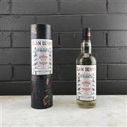 Sale 9079W - Lot 896 - 2009 Clan Denny Glenburgie Distillery 7YO Single Cask Speyside Single Malt Scotch Whisky - 48% ABV, 700ml in canister, only 12 bot...