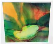 Sale 9058 - Lot 2032 - Mimi Jaksic-Berger (1936 - ) - Enchanted Lake frame: 49 x 51 cm
