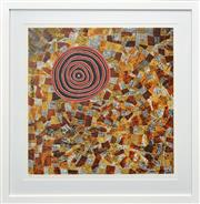 Sale 8288A - Lot 18 - Wentja Napaltjarri (1932 - 2014) - Rockhole (west of Kintore) 68 x 68cm