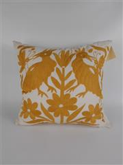 Sale 8514H - Lot 11 - Mexican Embroidered Cushion