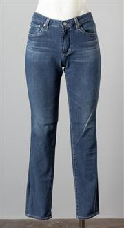 Sale 8661F - Lot 87 - A pair of Adriano Goldschmied The Prima mid rise cigarette pants, size 27R