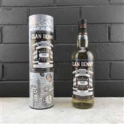 Sale 8950W - Lot 48 - 1x 1991 Clan Denny Cameronbridge Distillery 25YO Single Cask Single Malt Scotch Whisky - one of 748 bottles, 50% ABV, 700ml in can...