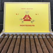 Sale 8987 - Lot 617 - Montecristo No.2 Cuban Cigars - box of 25, stamped November 2016