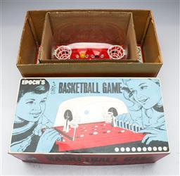 Sale 9148 - Lot 97 - Vintage Epochs Basketball Game