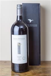 Sale 8489A - Lot 58 - 3 x bottles of Lake Breeze, Langhorne Creek, Bernoota, 2012, Shiraz Cabernet, each 1.5L, each boxed