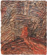 Sale 8722 - Lot 592 - Jonathon Throsby (1957 - ) - Haystack, 1988 62.5 x 57cm