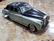 Sale 8817C - Lot 520 - Franklin Mint 1955 Rolls Royce Silver Cloud I Scale Replica in Original Box