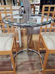 Sale 8912 - Lot 1033 - Eileen Grey Style Side Table