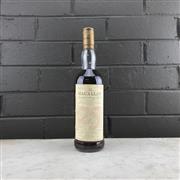 Sale 9042W - Lot 827 - 1964 The Macallan Distillers Anniversary Malt 25YO Single Highland Malt Scotch Whisky - bottled 1989, 43% ABV, 750ml