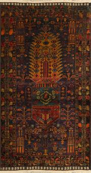 Sale 8338C - Lot 34 - Persian Baluchi 140cm x 85cm