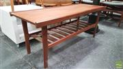 Sale 8395 - Lot 1064 - Heals of London Coffee Table