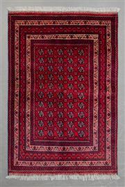 Sale 8493C - Lot 26 - Afghan Mori Gul 143cm x 93cm