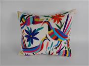 Sale 8514H - Lot 13 - Mexican Embroidered Cushion