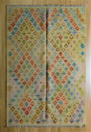 Sale 8693C - Lot 19 - Persian Kilim 154cm x 105cm