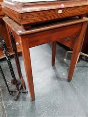 Sale 8834 - Lot 1063 - Vintage School Desk