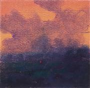 Sale 9042A - Lot 5081 - Sokquon Tran (1969 - ) - Evening Glow, Robertson 20.5 x 21 cm (frame: 52 x 52 x 4 cm)