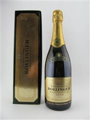 Sale 8411 - Lot 628 - 1x 1985 Bollinger Grande Annee Brut, Champagne - in box
