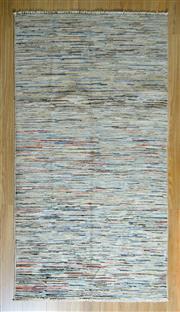 Sale 8693C - Lot 20 - Afghan Chobi Stripe 197cm x 106cm