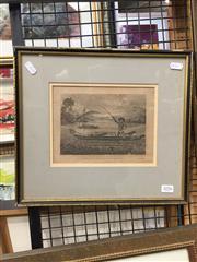 Sale 8771 - Lot 2056 - Engraving -