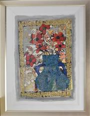 Sale 8778A - Lot 5037 - Avi Ben-Simhon - Bouquet Blossoms 98.5 x 126cm (frame)