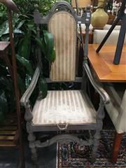 Sale 8851 - Lot 1038 - Shabby Chic Armchair