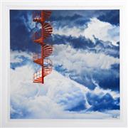 Sale 8330A - Lot 13 - Matthew Quick (1967 - ) - Pure Doubt 77 x 77cm