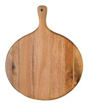 Sale 8657X - Lot 18 - Laguiole Louis Thiers Wooden Board with Handle, 46 x 38cm