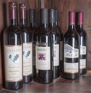 Sale 8489A - Lot 59 - 8 x bottles of red wine; 2 x bottles of Fox Creek Cabernet Sauvignon, 1998, 4 x bottles Shot Fire Cabernet Sauvignon, 2010, 2 x bott...