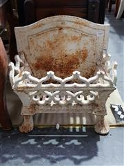 Sale 8777 - Lot 1069 - Cast Iron Ember Grill