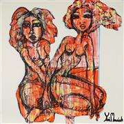 Sale 8826A - Lot 5046 - Yosi Messiah (1964 - ) - Beauty within 102 x 102cm