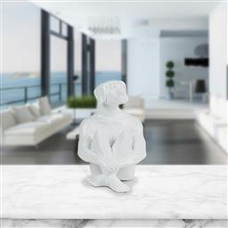 Sale 9221JM - Lot 5034 - GILLIE AND MARC Cool mini Dogman resin sculpture, ed. x/100 19 x 15 x 12 cm inscribed