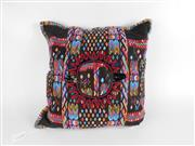 Sale 8514H - Lot 17 - Guatemalan Huipile Cushion