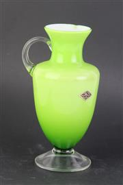 Sale 8802 - Lot 242 - Japanese Radio Brand Art Glass Vase