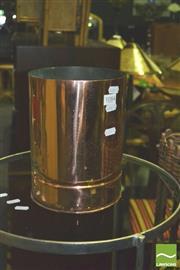 Sale 8371 - Lot 1084 - Brass Shell Casing
