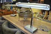 Sale 8440 - Lot 1046 - Pair of Vintage National Desk Lamps